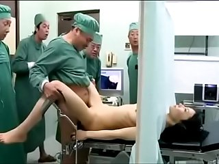 patient exam tricked by doctors