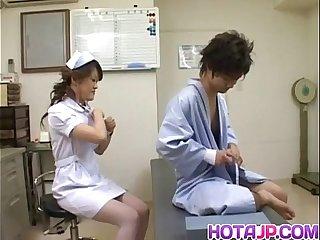 Yui Hanasaku is deeply nailed in hairy crack