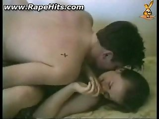 Amateur girl d and forced to suck cock
