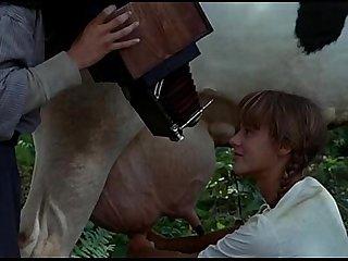 Ana Torrent, Elisabeth Ruiz & Emma Suarez - Vacas II (1992)