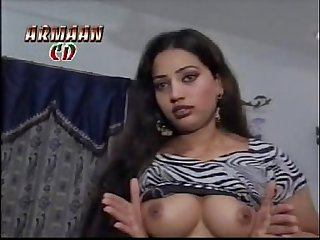 Chanda Mujra Dance showing her gorgious TITS
