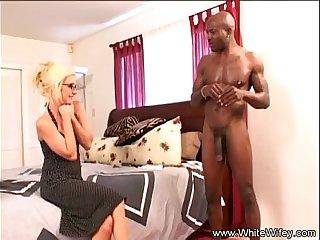 Fuck Me Harder Mr Black Man